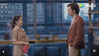 Sinopsis Trailer Cinta Fitri The Series 2021 dan Jadwal Kapan Tayang di WeTV Reborn Cast Tissa Biani Rizky Nazar