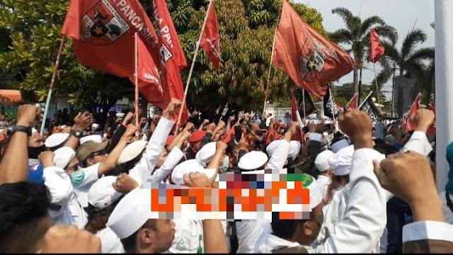 "Aksi Revolusioner Lawan ""Pengkerdilan"" Pancasila"