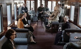 Dunia Sinema Murder on the Orient Express 2017