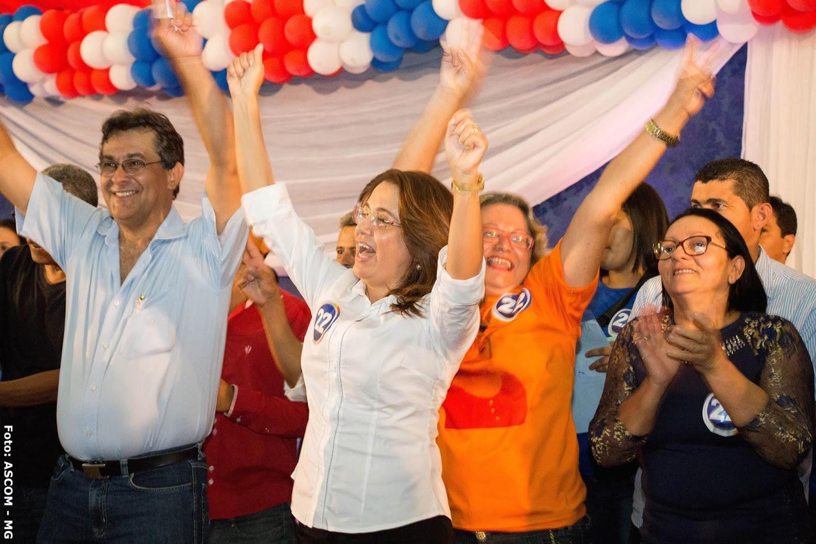 Mary Gouveia reúne apoiadores nesta quinta-feira em primeira movimentação política da pré-campanha