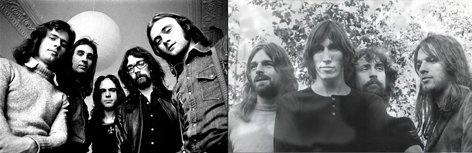 2ª Semifinal: Genesis vs. Pink Floyd Genesis%2B-%2BPink%2BFloyd