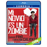 Mi novio es un zombie (2013) BRRip 720p Audio Latino