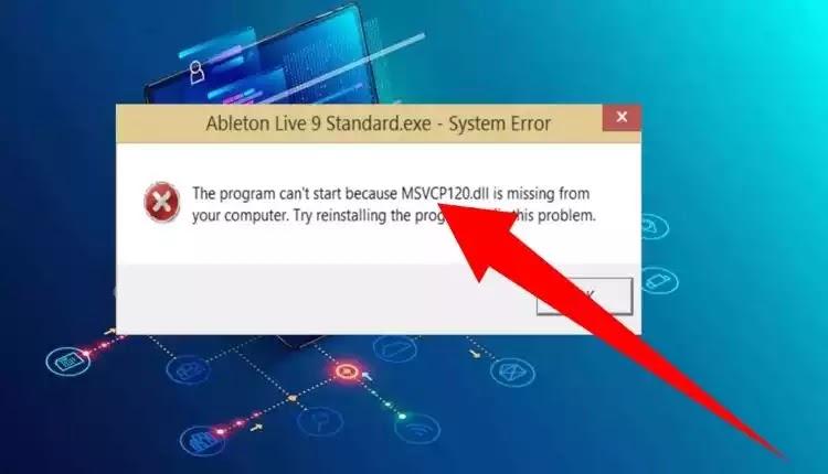"""كيف يمكن حل الخطأ """"msvcr120.dll"""" في نظام التشغيل Windows؟"""