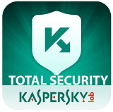 Kaspersky Total Security Icon PNG