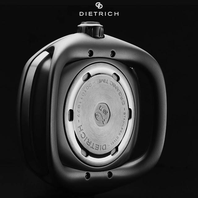 Dietrich watch caseback