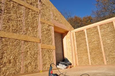 maison paille prefabrication bretagne Echopaille