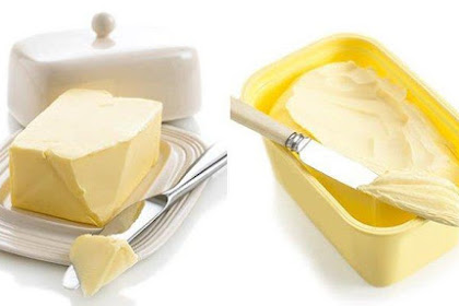 Inilah Perbedaan Margarin dan Mentega yang Penting untuk Diketahui!