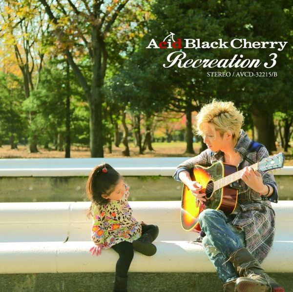 [Album] Acid Black Cherry – Recreation 3 (2013.03.06/MP3/RAR)