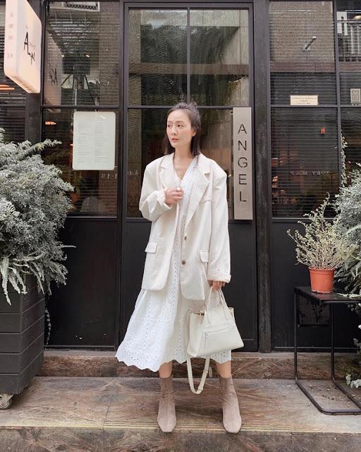 Cách mix đồ cực đẹp cho nàng dạo phố hoặc công sở