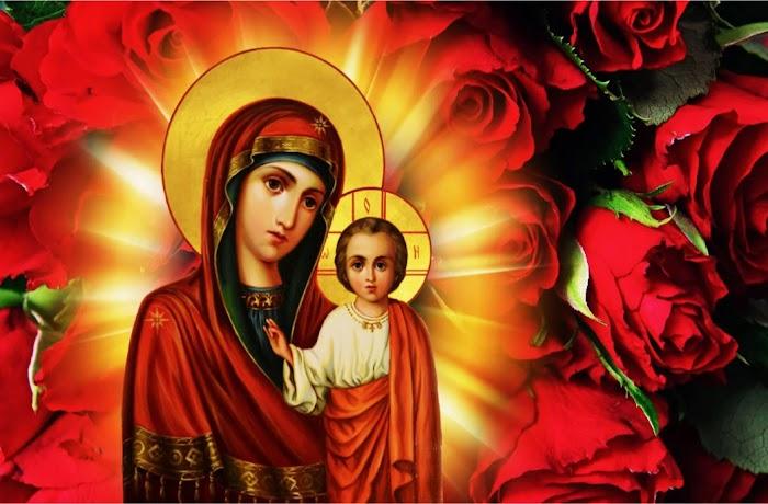 4 ноября - День Казанской Богоматери! Молитва!