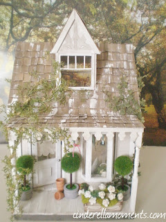 Cinderella Moments Anthropologie Inspired Dollhouse