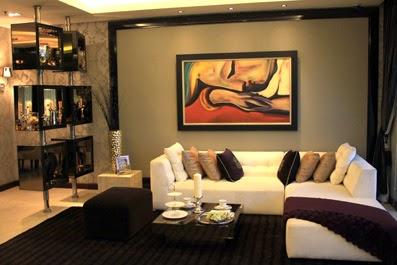 tips menata ruang tamu modern minimalis