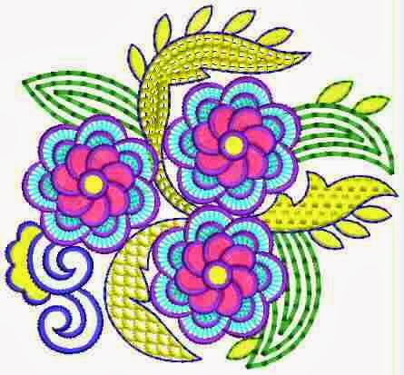 Embdesigntube An Amazing Embroidery Patch Designs