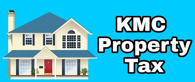 How to do online payment of KMC property tax.
