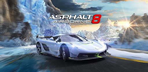 Asphalt 8: Airborne dinero ilimitado