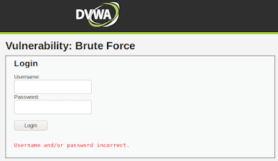 DVWA Burp suite request parameters