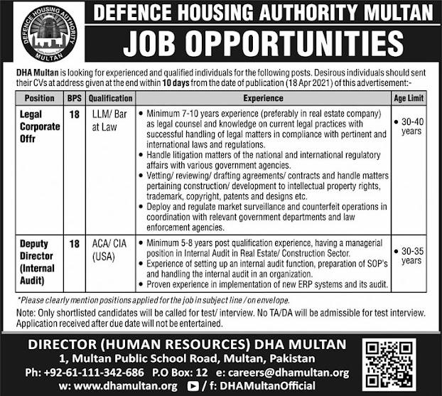 dha-multan-jobs-2021