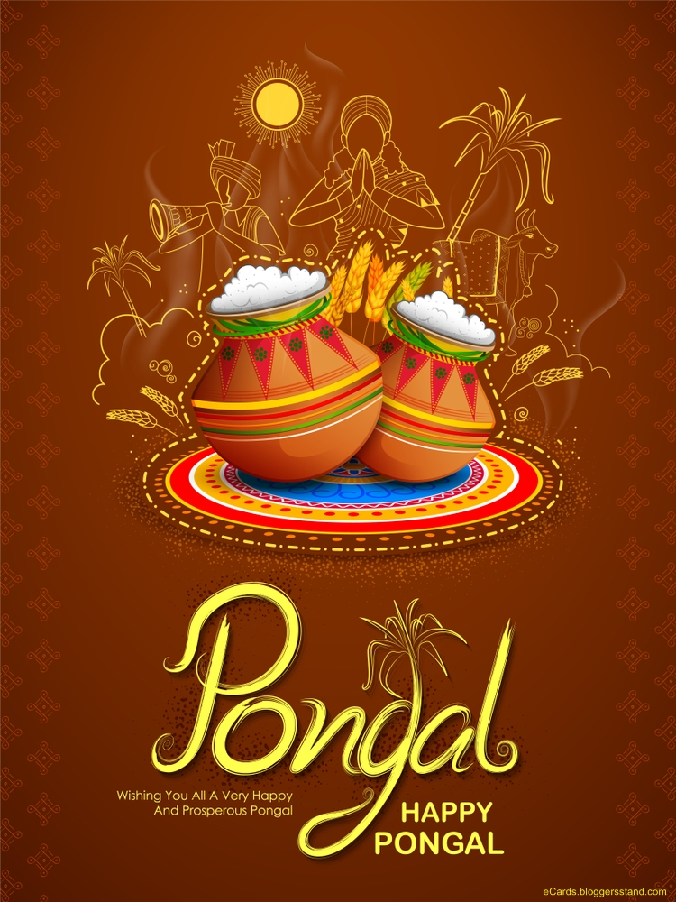 Happy pongal wallpapers hd 2021