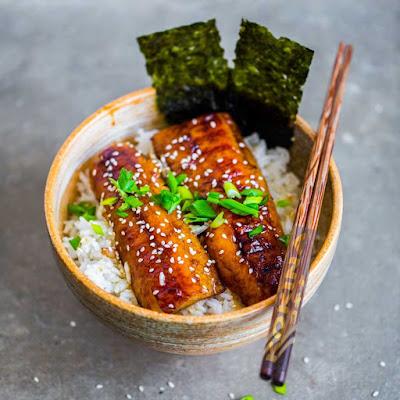 Makanan Kabayaki