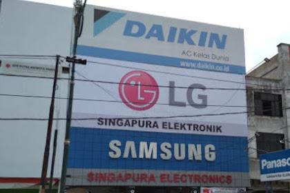 Lowongan Kerja Toko Singapura Elektronik Pekanbaru Agustus 2019