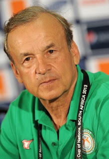 Nigerian players born abroad: Rohr cries over frustration