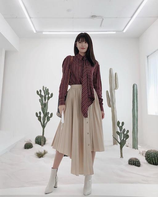 SNSD Sooyoung Yoox
