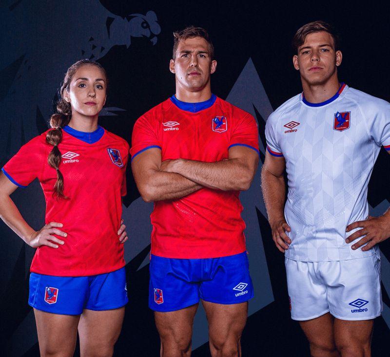 Umbro es sponsor oficial de la selección nacional de rugby