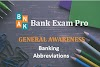 Important Banking Abbreviations | Bank Exam Pro