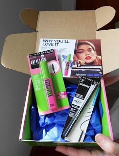 Influenster Maybelline Great Lash Royal Blue Vox Box.jpeg