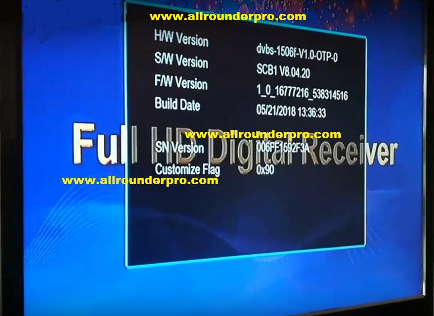 OPENBOX 5000 METRO - all rounder pro