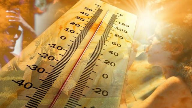 Στο Άργος η δεύτερη υψηλότερη θερμοκρασία σε όλη την Ελλάδα