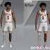 Coby White Face and Body Model By AKA Sword Hang [FOR 2K20]