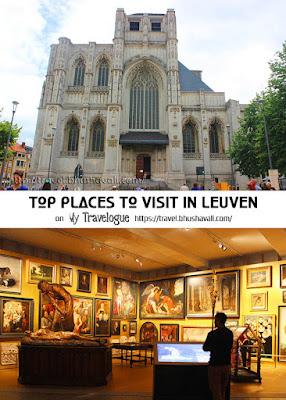Pinterest Leuven places to visit