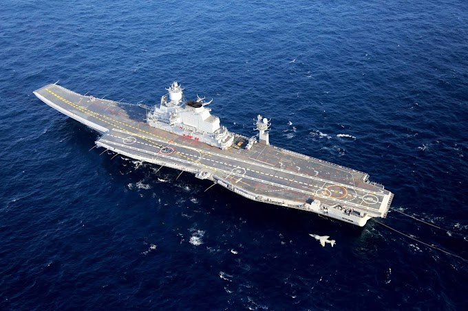 INS Vikrant, India's Indigenous aircraft career begins sea trial,  'proud and historic' day for India