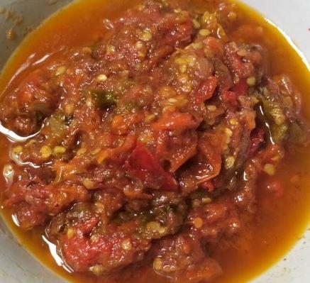 Aneka Resep Cara Membuat Sambal Ayam Goreng/Bakar Enak Dan Pedas - Resep Masakan