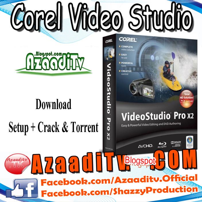 corel videostudio torrent
