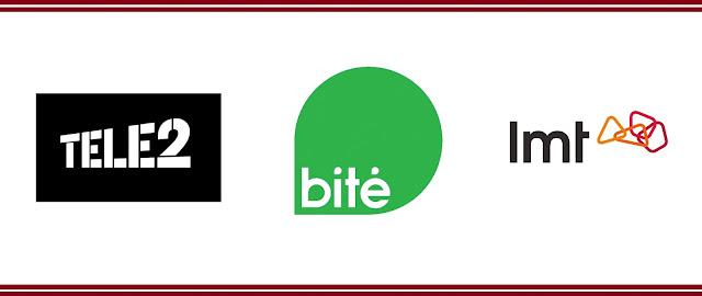 Mobile network operators in Latvia Riga