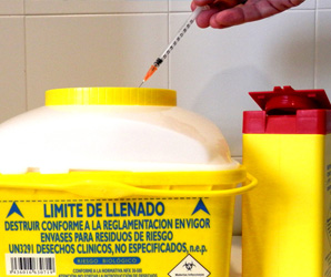 gestión residuos sanitarios sevilla málaga cádiz córdoba huelva