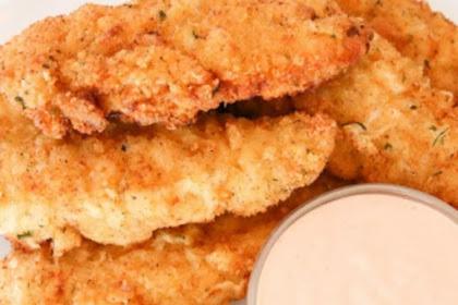Best Chicken Strips Recipe