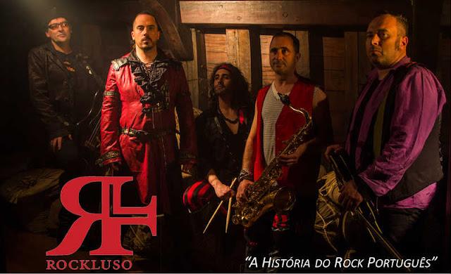 ROCKLUSO: Transportar para os dias de hoje uma importante época da música portuguesa, os anos 80, e o aparecimento do rock português!
