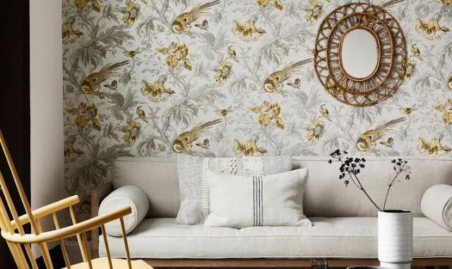 Exuberant Wallpaper