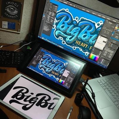 Cara yang perlu diperhatikan saat memilih laptop untuk desain grafis