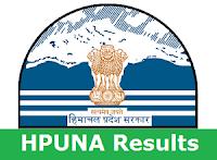 HPUNA Results