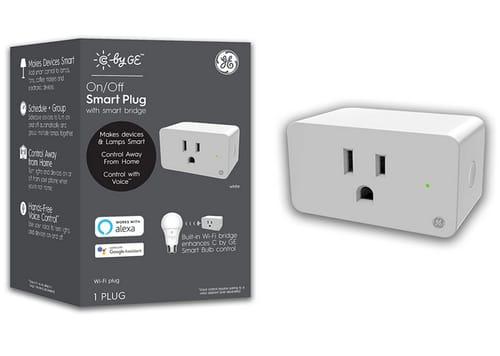 C by GE On/Off Smart Plug with Smart Bridge