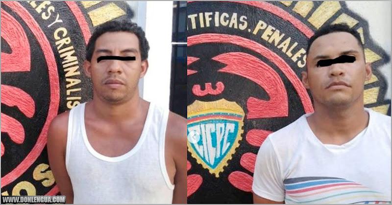 Detenidos dos individuos por estrangular a un deportista de 16 años en Maracay