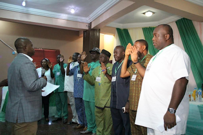 Ifeanyi Ubah elected as Chairman, Anambra State Football Association