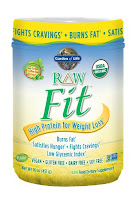 Garden of Life RAW Fit Unflavored Original Review