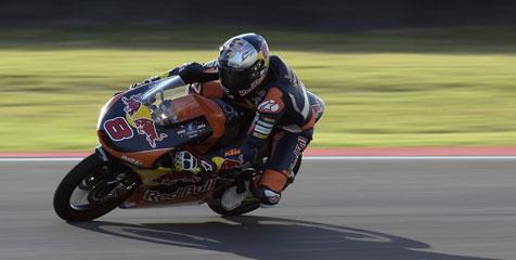 Klasemen Sementara Moto3 2014 Usai Seri Inggris