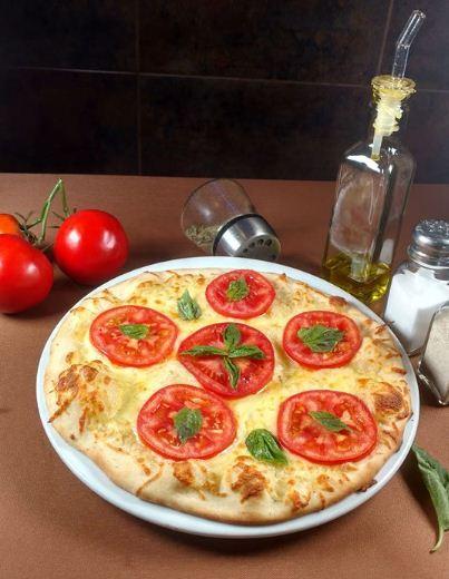 Pizzas Vegetarianas y Veganas