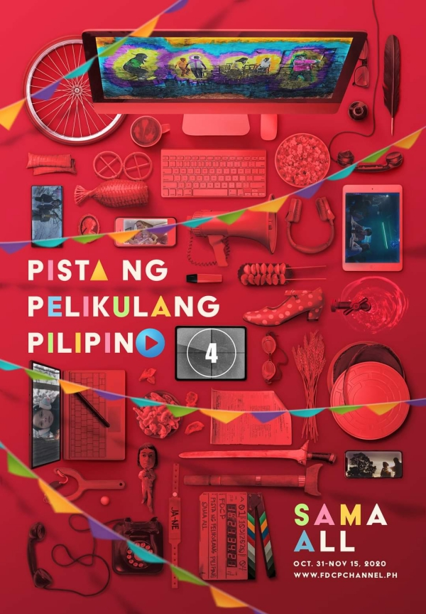 Pista ng Pelikulang Pilipino 4 to screen 145 titles online + 10 premium films